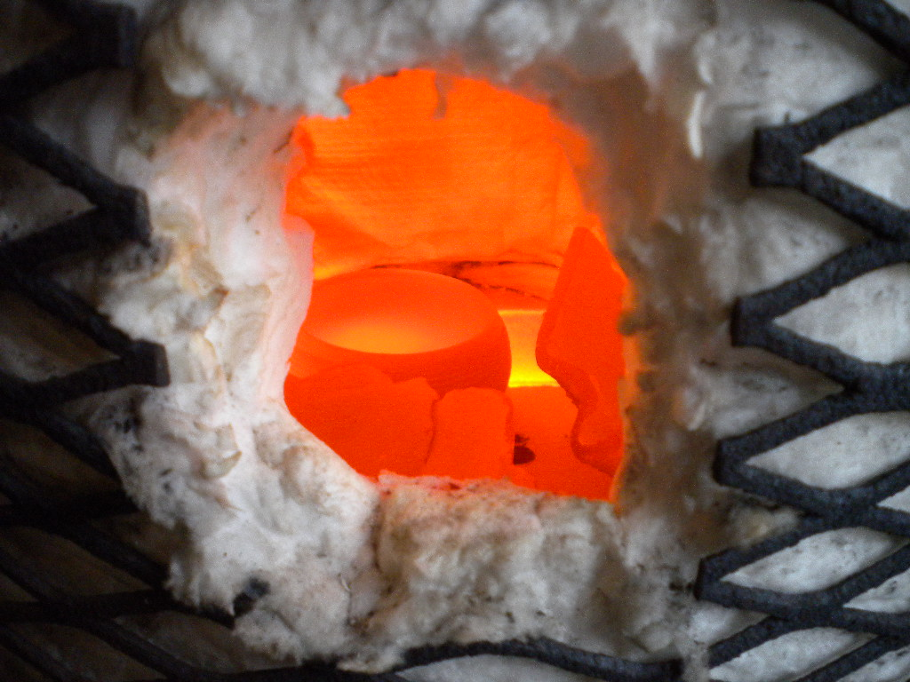 Raku Firing – susannoltpottery com